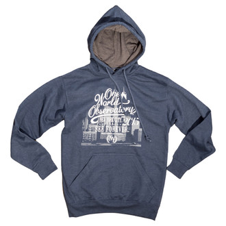 One World Observatory Navy Hoodie