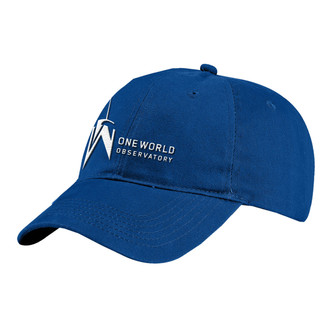 One World Observatory Royal Slouch Cap