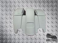 2014 Harley Stretched Saddlebag, Lids & Fender