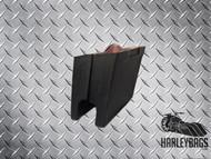 "6"" Stretched Fiberglass Saddlebags - w/Cut Outs"
