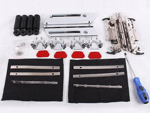Harley Davidson Saddlebag Latch Hardware Kit