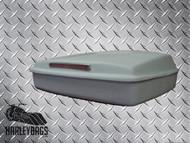 Custom Slim Tour Pack Razor w/LED Brake Light for Harley Davidson Touring