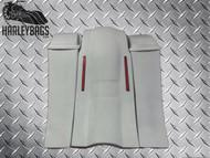 "Harley 8"" Custom Bagger Stretched Saddlebags & LED Fender - No Cut Outs"