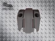 """Harley Davidson 5"""" Stretched Saddlebags Double 6x9 Speaker Lids & LED Lit Fender"""