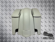 "Harley Davidson 6"" Stretched Saddlebags & Fender Softail Heritage Deluxe Fat Boy"
