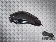 Harley Davidson Black Custom Python V-Rod Air Box Cover - VRod VRSC VRSCAW