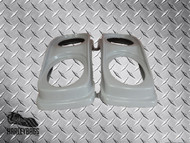 "Harley Davidson Saddlebag Double Dual 6""x9"" Speaker Lids"