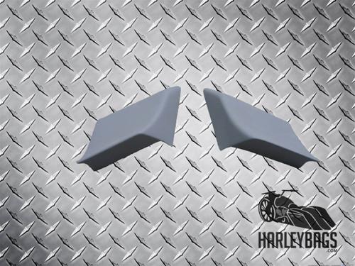 Harley Davidson Stretched Side Cover Panels - 1997 - 2008 FLHT FLHR FLTR FLHX