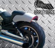 "Harley Davidson V-Rod Muscle Custom 4.5"" Cut Off Shorter Rear Fender VRod"