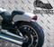 "Harley Davidson V-Rod Muscle Custom 4.5"" Shorty Rear Fender - Black - VRod"