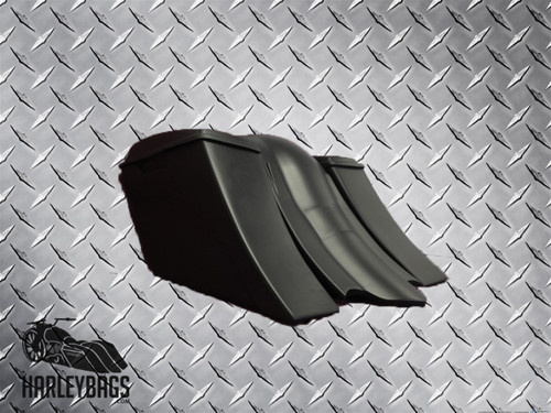 "Honda VTX C / R / S 1800 & 1300 Custom 6"" Stretched Saddlebags & Fender"