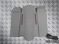 "Honda VTX C / R / S 1800 & 1300 Custom 6"" Stretched Saddlebags & LED Fender"