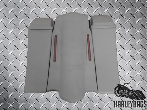 """Honda VTX C / R / S 1800 & 1300 Custom 6"""" Stretched Saddlebags & LED Fender"""
