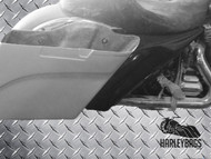 Stretched Side Panels Replacement Covers 2014 Harley Davidson Touring Motorcycle