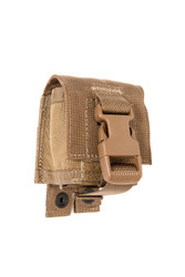 TAC SHIELD Frag Grenade Molle Pouch (Coyote)