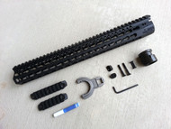 "BCM GUNFIGHTER KMR-15,  15"" KeyMod Rail 5.56mm"