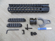 "BCM GUNFIGHTER KMR-9,  9"" KeyMod Rail 5.56mm"