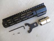 "Mega Arms AR-15 Wedge Lock Mid Length M-Lok Hand Guard (WLH-350-ML) - 9"""