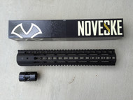 "Noveske NHR Hybrid Rail KeyMod - 13.5"" Black"
