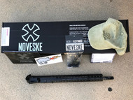 "Noveske 14.5"" Gen 3 Custom Afghan Upper, NSR-13.5, Black Nitride BCG, LANTAC Brake (Pinned/Welded - NON-NFA) - 5.56mm"
