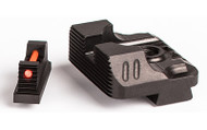ZEV Combat V2 Sight Set For Glocks, .215 FO