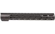 """ZEV 14"""" Wedge Lock Large Frame Handguard - SR25/DPMS .308"""