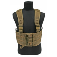 Tactical Tailor Rudder RAC H-Harness - Coyote Brown