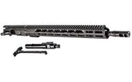 "ZEV AR15 Billet 3-Gun Complete Upper 5.56 NATO 18"" Black"