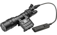 Surefire M312C-BK Scout Light, DS07 Switch and RM45 Off Set Mount, 500 Lumens - Black