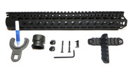"BCM GUNFIGHTER KMR-13,  13"" KeyMod Rail 5.56mm"