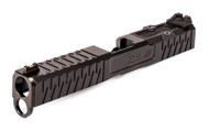 ZEV Z17 Enhanced SOCOM Slide Gen 4 Glock 17 w/ RMR Cutout and Adapter Plate - Black