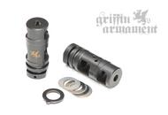 Griffin Armament M4SD-II Muzzle Brake - 5.56mm
