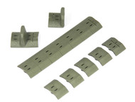Noveske NSR Polymer Panel Set (Foliage Green)