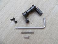 Battle Arms Development, Inc. - Ambidextrous Safety Selector (BAD-ASS), Standard/Short-Crank levers, Semi Auto