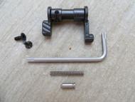 Battle Arms Development, Inc. - Ambidextrous Safety Selector (BAD-ASS), Crank/Short levers, Semi Auto