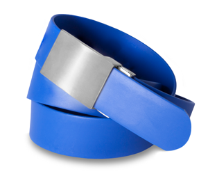 Plain Buckle- Royal Blue