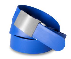 Plain Buckle- Royal Blue