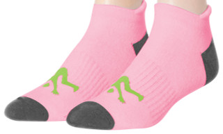 Ankle Sport Socks Pink