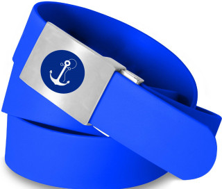 Anchor Logo-Royal Blue Solid