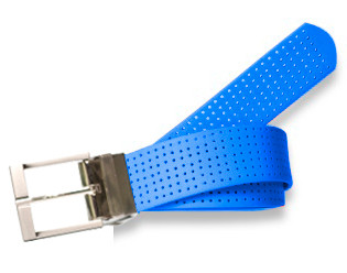 Prong Style- Royal Blue Perforated