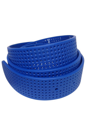 Royal Blue Perforated