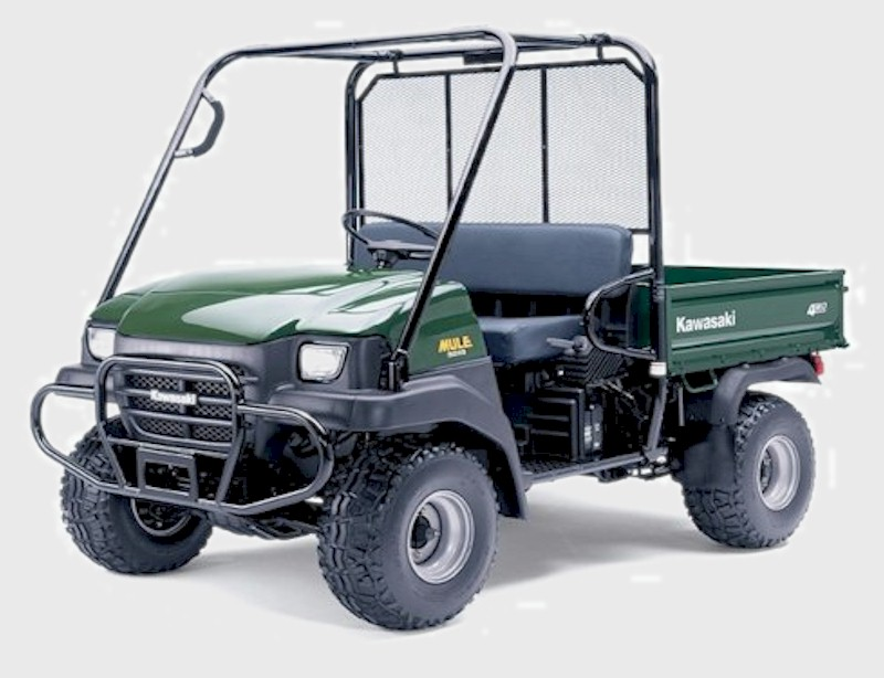 kawasaki mule 3000/3010 parts and accessories