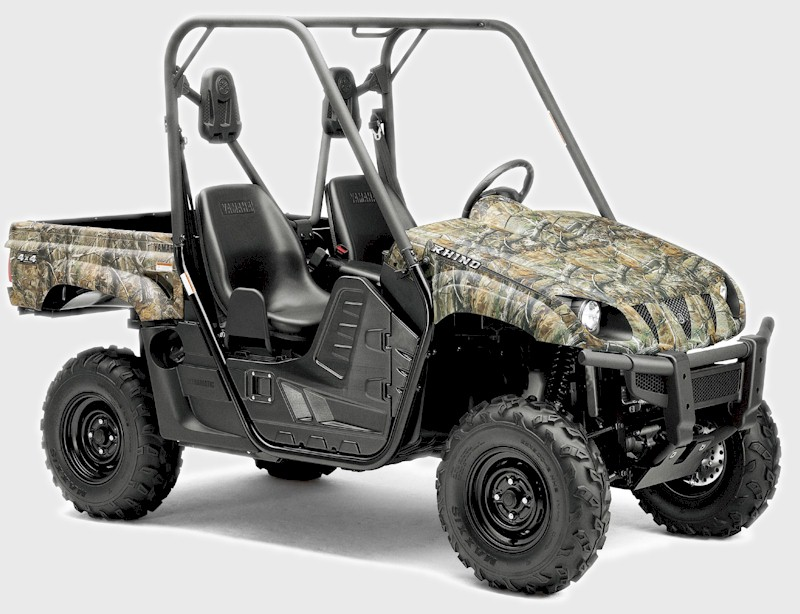 Superatv Rear Bench Seat