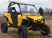 SuperATV '11+ Can Am Commander Flip Out Windshield