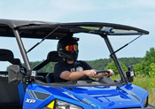SuperATV Polaris Ranger 570/900/1000 Flip Out Windshield