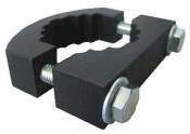 """EZ-Uni Clamp from 1.5"""" to 2"""" Tube Mounting Clamp"""