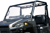 Spike Powersports Polaris Ranger Mid Size 570 Vented Windshield