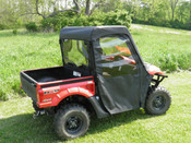 GCL Kymco UXV 700i Full Cab for Hard Windshield