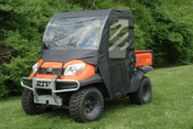 GCL Kubota RTV400/500 Full Cab w/ Vinyl Windshield