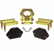 "2"" LIFT KIT FOR THE KUBOTA RTV400, 500 900,1100, 1140"